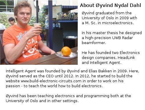 Brief Summary of Oyvind Nydal Dahl