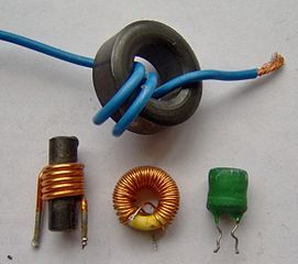 inductors-fdominec