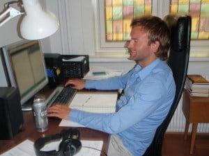 Øyvind Nydal Dahl Working