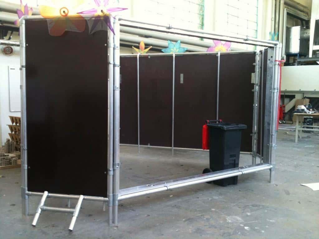 recyclomat-frame
