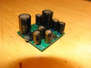 Amplifier circuit TEA2025