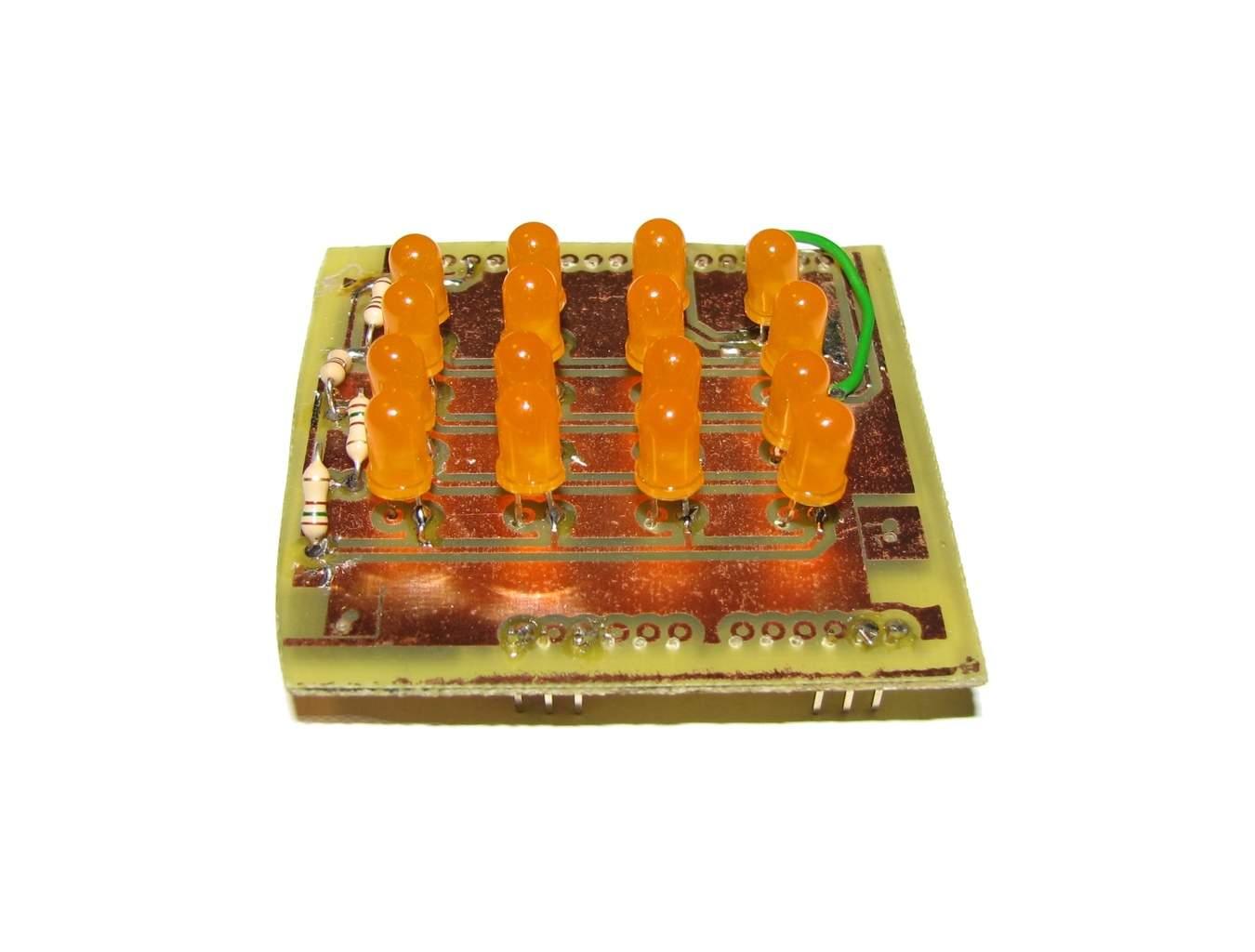 Arduino Shield Tutorial Led Matrix Build Electronic Circuits Integrated Tutorials Project