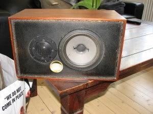 Old speaker