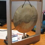 Timer project with gong