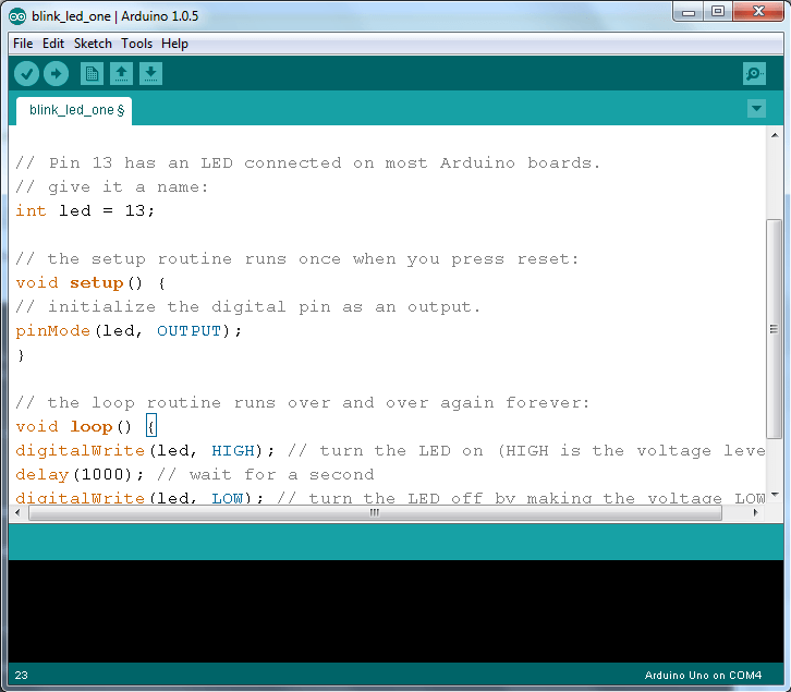 Arduino programming build electronic circuits