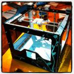 3D printer hipsterbot