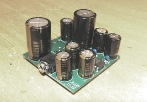 Stereo Amplifier Circuit Board