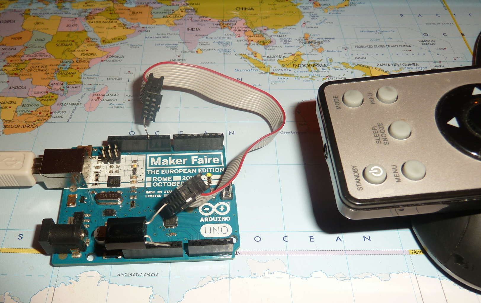 Ir Receiver Tsop312 Arduino Build Electronic Circuits Infrared Circuit With