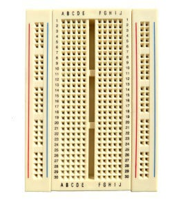 Small Solderless Breadboard