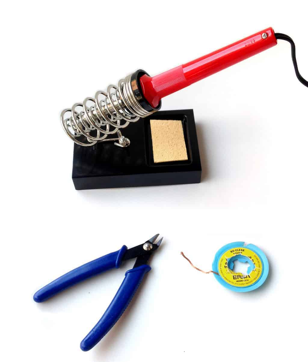 The Soldering Tools That Make Your Life Easier Build Electronic What Is Best Way To Solder These Wires Circuit Board Circuits