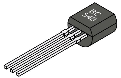 What are the functions of an NPN transistor?