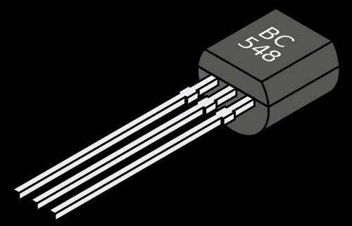 A common NPN transistor