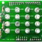 Arduino Shield LED Matrix kit