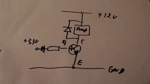 Pump relay schematics