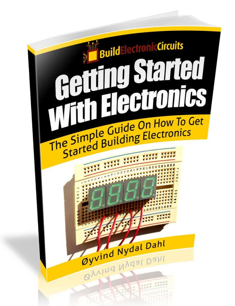 Getting Started With Electronics eBook
