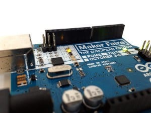 Image of Arduino board for What is a Microcontroller?