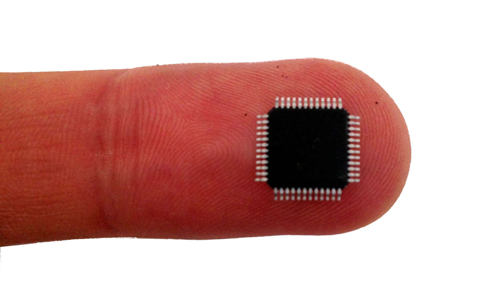 The Simple Guide To Learning Electronics For Beginners And Switches Build A Variety Of Circuits Here Is Handout Microcontroller Chip On Finger Now That You Have Built Some