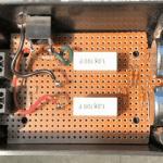 A homemade sound card oscilloscope