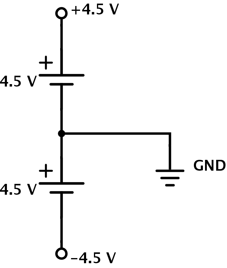 what is ground in electronic circuits