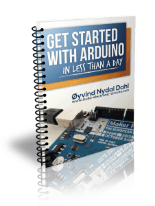 Get started with Arduino 3d cover