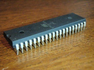 Atmega164 microcontroller (IC)