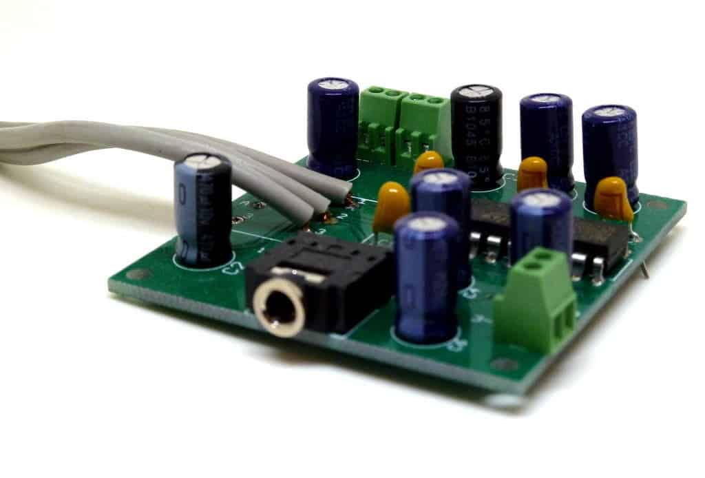 electronics project old radio hacked into an iphone dockCircuit Board Manufacturing Tour Hacked Gadgets Diy Tech Blog #7
