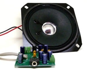 audio-amplifier-with-speaker
