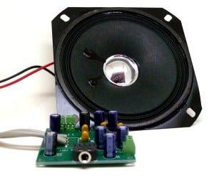 audio-amplifier-with-speaker