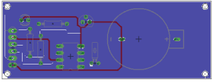 Aleph FDR v.1 board
