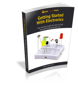Getting Started With Electronics - One of my electronics books