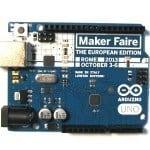 Arduino Uno (Maker Faire Rome Edition)