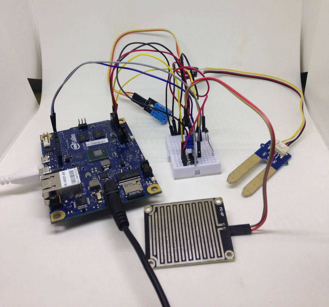 How To Build a DIY Weather Station with Intel Galileo