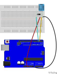 Connecting a DHT-11 temperature sensor to Intel Galileo