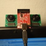 One of my first electronic prototypes for a product