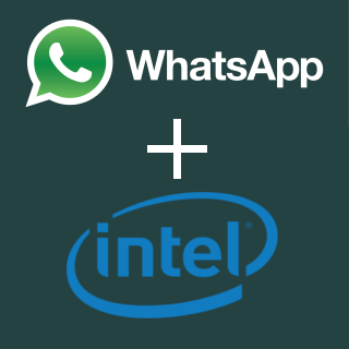 Whatsapp on an Intel Galileo