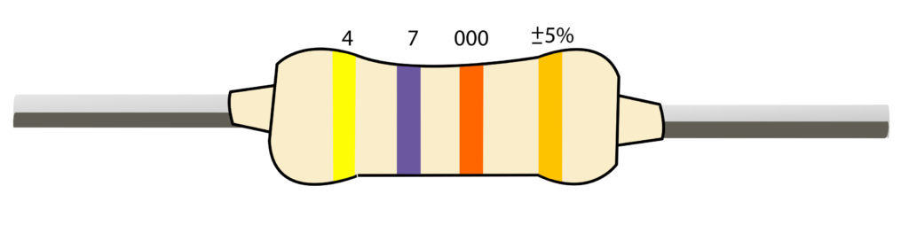 4-band-resistor