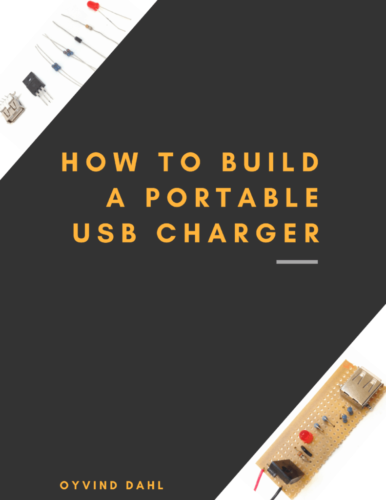 Portable Usb Charger Circuit Build Electronic Circuits Fastchargerwithcutoffcircuitpng Sign