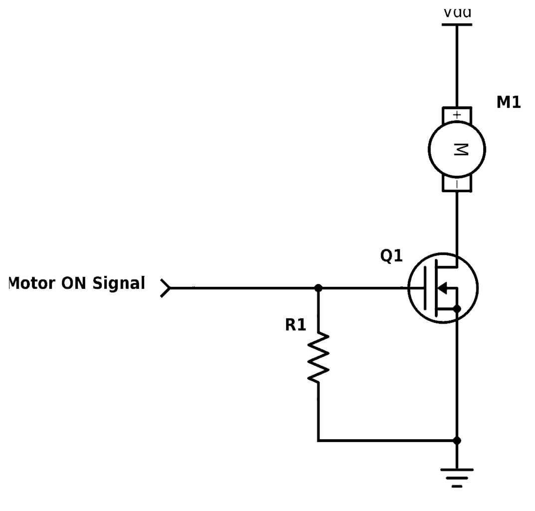 Motor Driver Circuit Mosfet Isolated Unipolar Stepper Izole Drivers Build Electronic Circuits