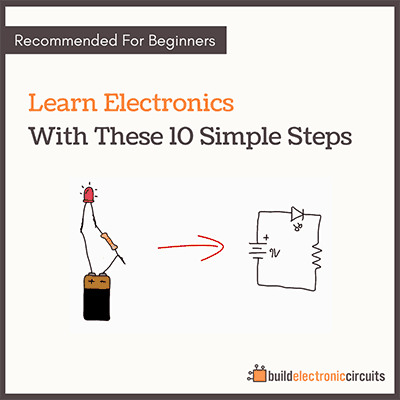 the simple guide to learning electronics for beginners rh build electronic circuits com