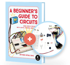 A Beginner's Guide To Circuits by Oyvind Nydal Dahl (Front cover)