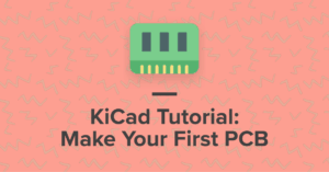 Cover image for the kicad tutorial