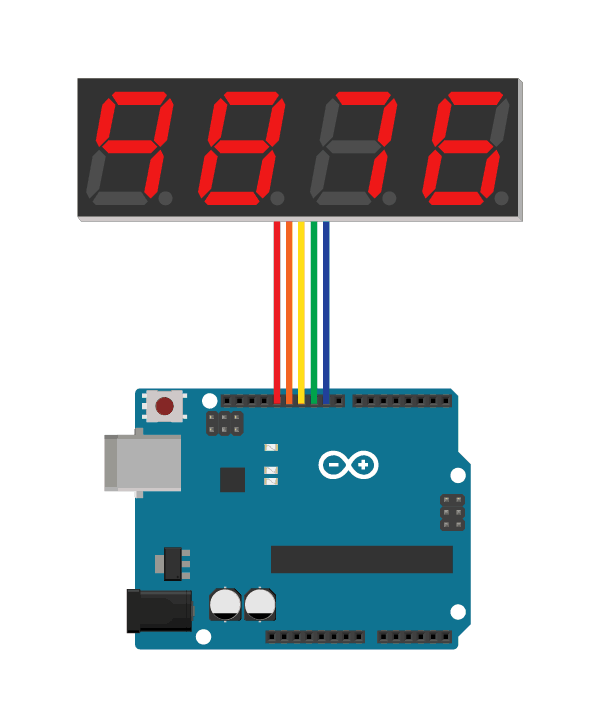 Arduino with display